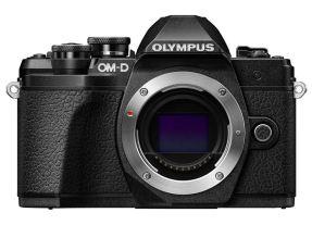 Olympus OMD E-M10 mark III body zwart