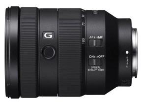 Sony FE 24-105mm F/4.0 G OSS
