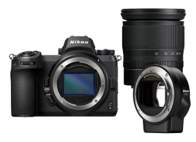 Nikon Z6 + NIKKOR Z 24-70mm F/4.0 S + FTZ mount adapter