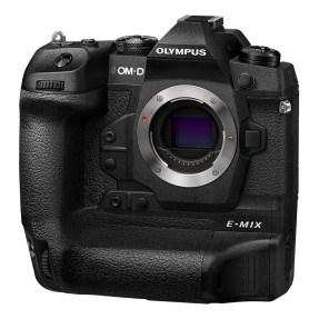 Olympus OMD E-M1X Body-0