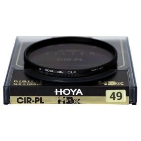 Hoya 49mm HDX CIR-PL