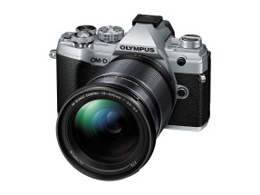 Olympus OM-D E-M5 Mark III zilver + 12-200mm F3.5-6.3