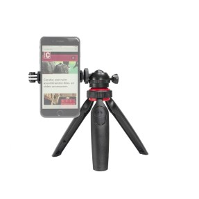 CARUBA ORBIT20 MINISTATIEF INCL. BLUETOOTH REMOTE CONTROL EN PHONEHOLDER & GOPRO HOLDER