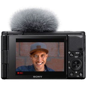 Sony ZV1 vlog camera -6322