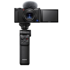 Sony vlog camera ZV1 + GP-VPT2BT bluetooth vlogging grip