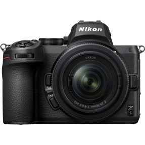 Nikon Z5 + Nikkor Z 24-50mm f/3.5-6.3 + FTZ Mount adapter