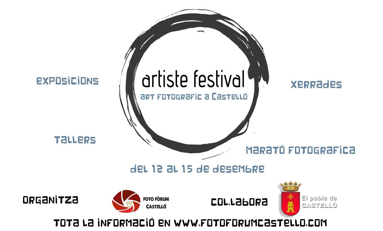 artiste festival