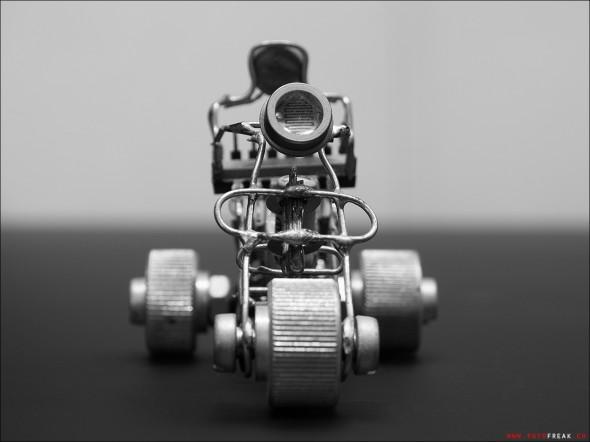 Nahaufnahme mit der Olympus OM-D E-M5