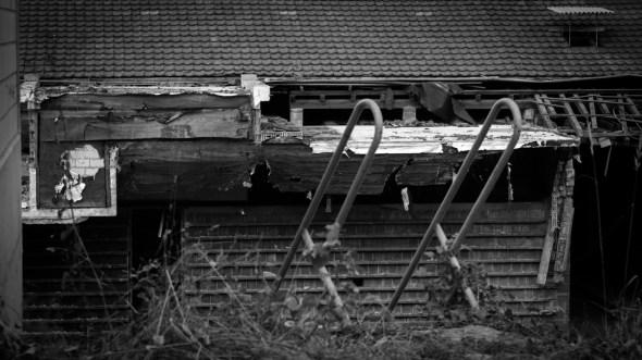 Alte Ziegelei Lufingen - Abbruch