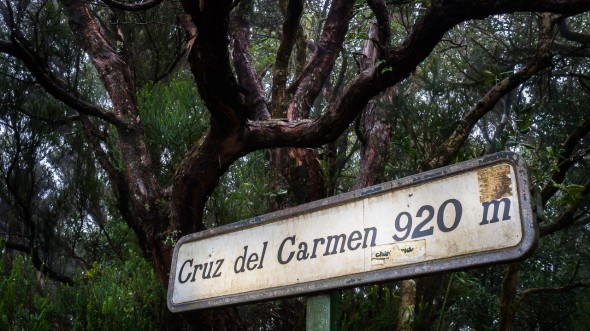 Cruz del Carmen - Teneriffa