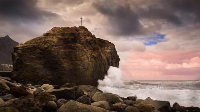 Teneriffa - Stürmisches Wetter
