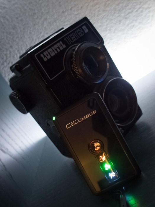 GPS Logger - Columbus V-990