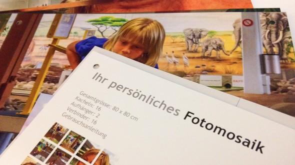 Ifolor Fotomosaik
