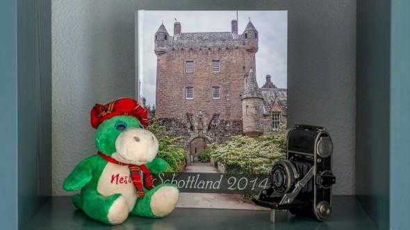 Schottland 2014 Reisedokumentation