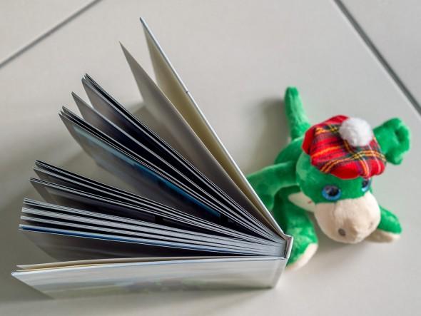Insgesamt ein tolles Produkt - Migros Fotobuch