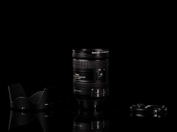 AF-S Nikkor 18-200mm 1:3.5-5.6 GII ED VR / 72mm
