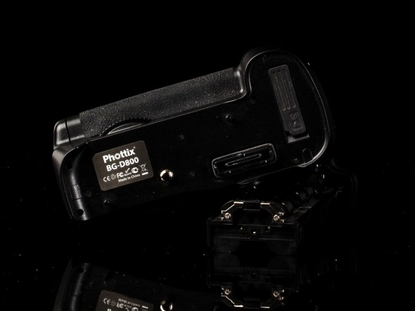 Phottix BG-D800 - Batteriegriff zu Nikon D800