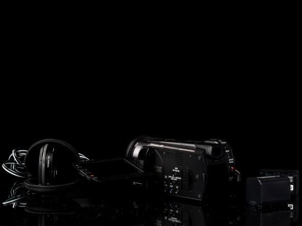 Sony HDR-XR500 Harddisk Videokamera