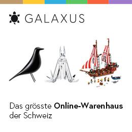 Heute bestellt, morgen geliefert. Galaxus das grösste Schweizer Online-Warenhaus.