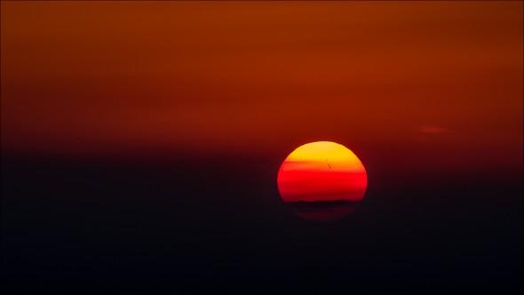 Sonnenuntergang - Zypern