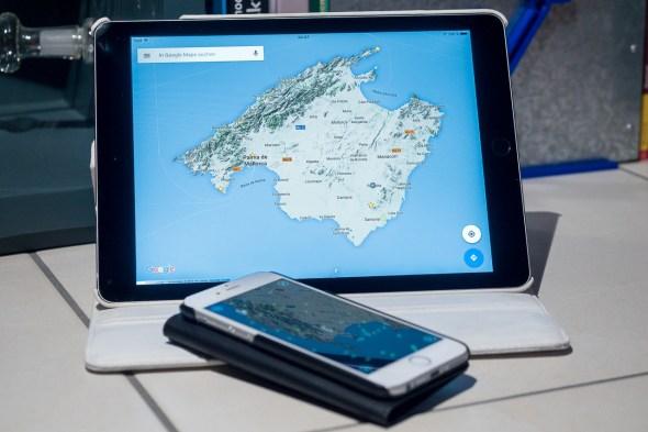 iPad Air 2 und iPhone 6S