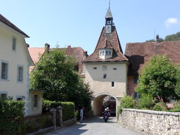 Reisen Saint-Ursanne