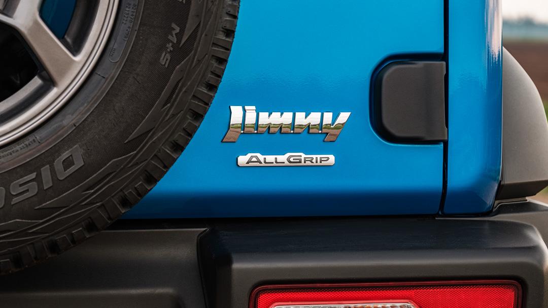 Rijtest Suzuki Jimny