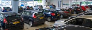 Auto-showroom Ford zevenaar