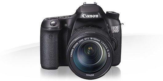 Canon EOS 70D – Alletiders makrokamera