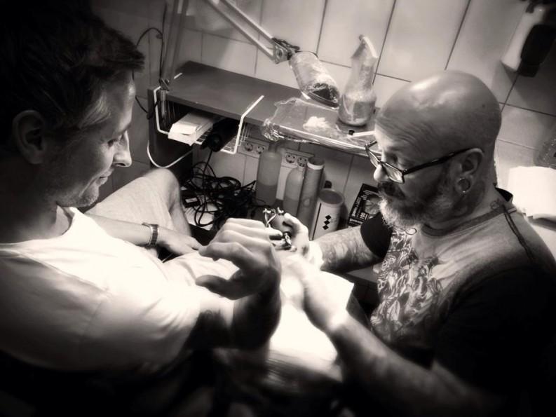 Stemningsbilleder Tattoo