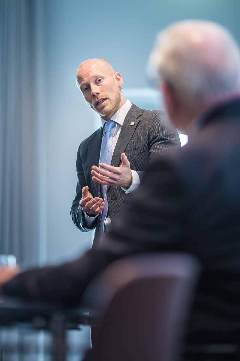 event speaker Viborg
