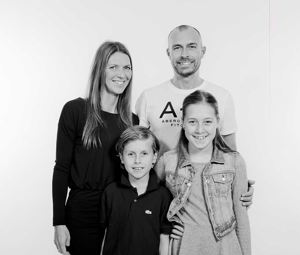 Det er nemt at spå fremtiden for et godt familiefoto Viborg