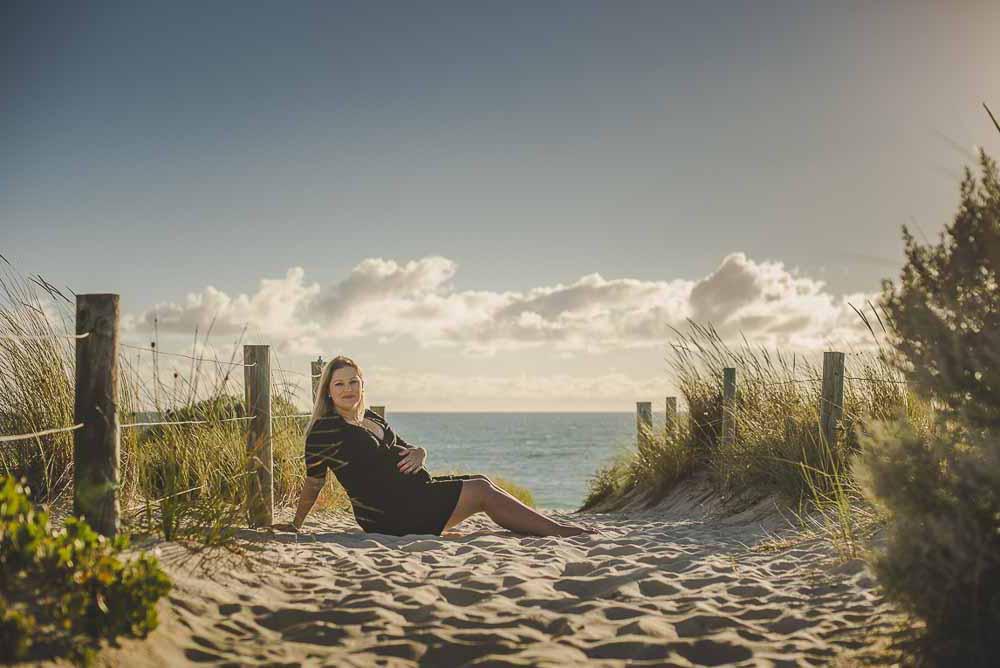 gravid fotografering pris Viborg