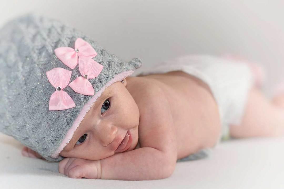 Få et dejligt babybillede. Som erfaren fotograf