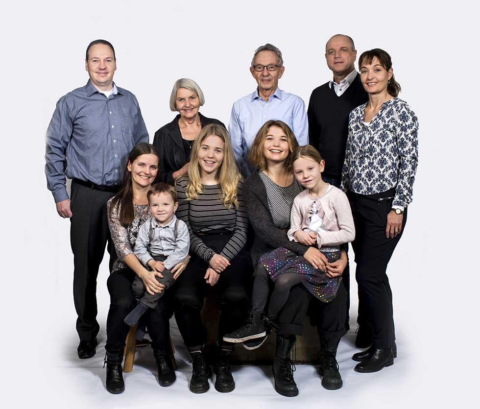 gruppe portræt Aalborg