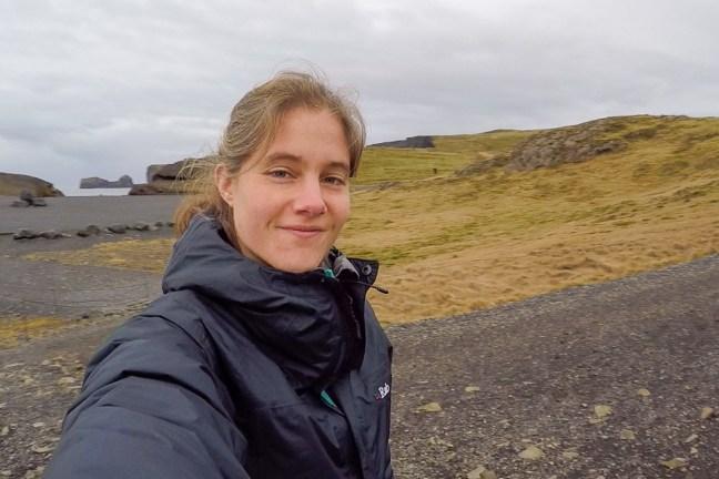 Toine Westen in IJsland