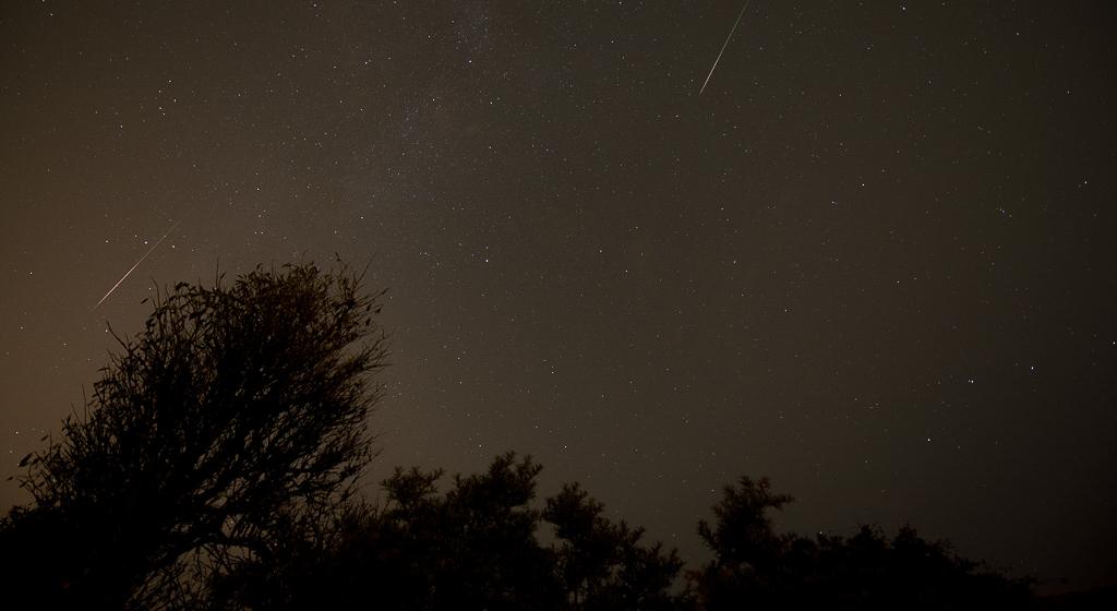Hoe je vallende sterren fotografeert?