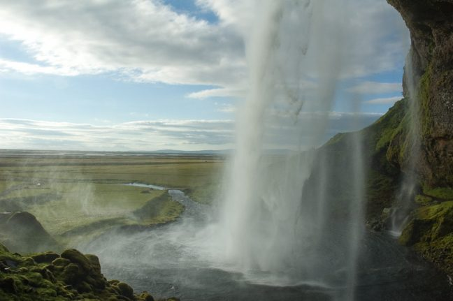 IJsland, Seljalandsfoss