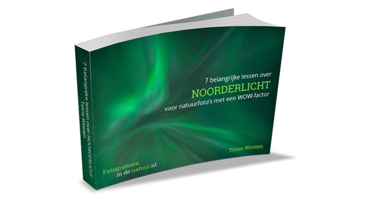 gloednieuw e-book over noorderlicht