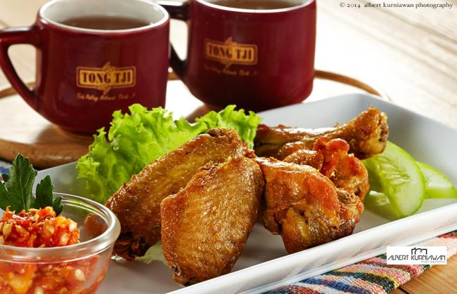 chicken wing,AKP for Tong Tji T-House