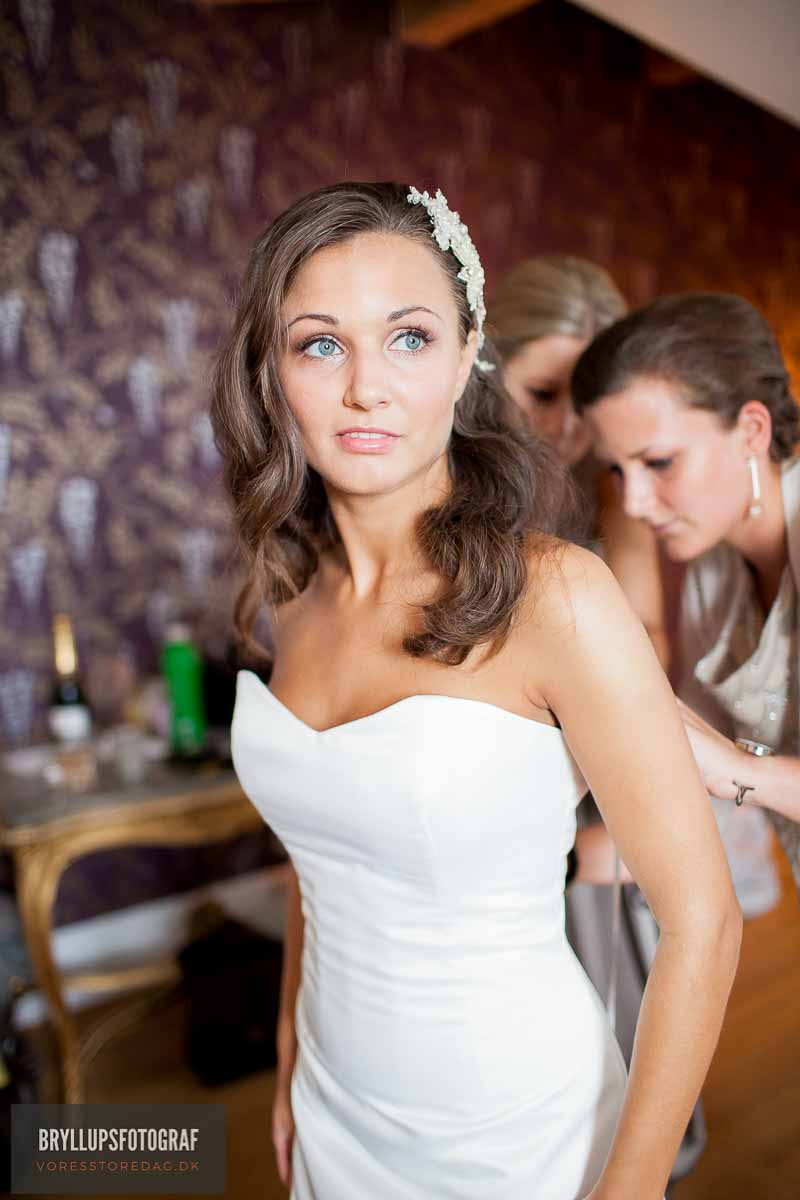 bryllup Fredericia