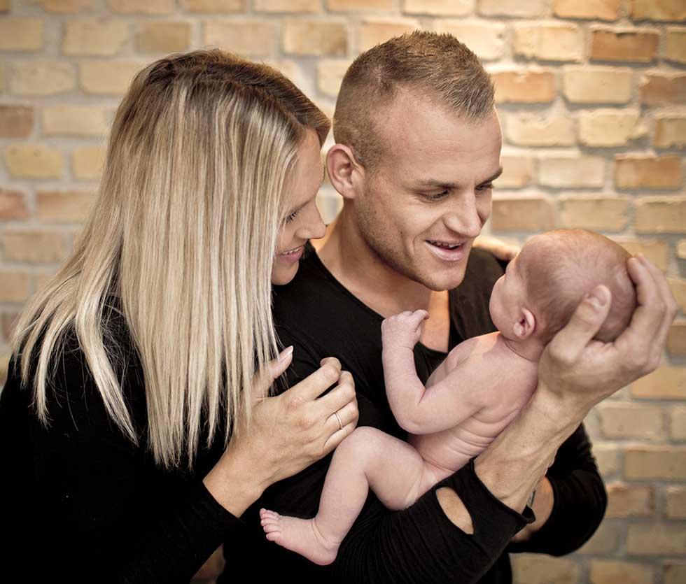 familiefoto pris