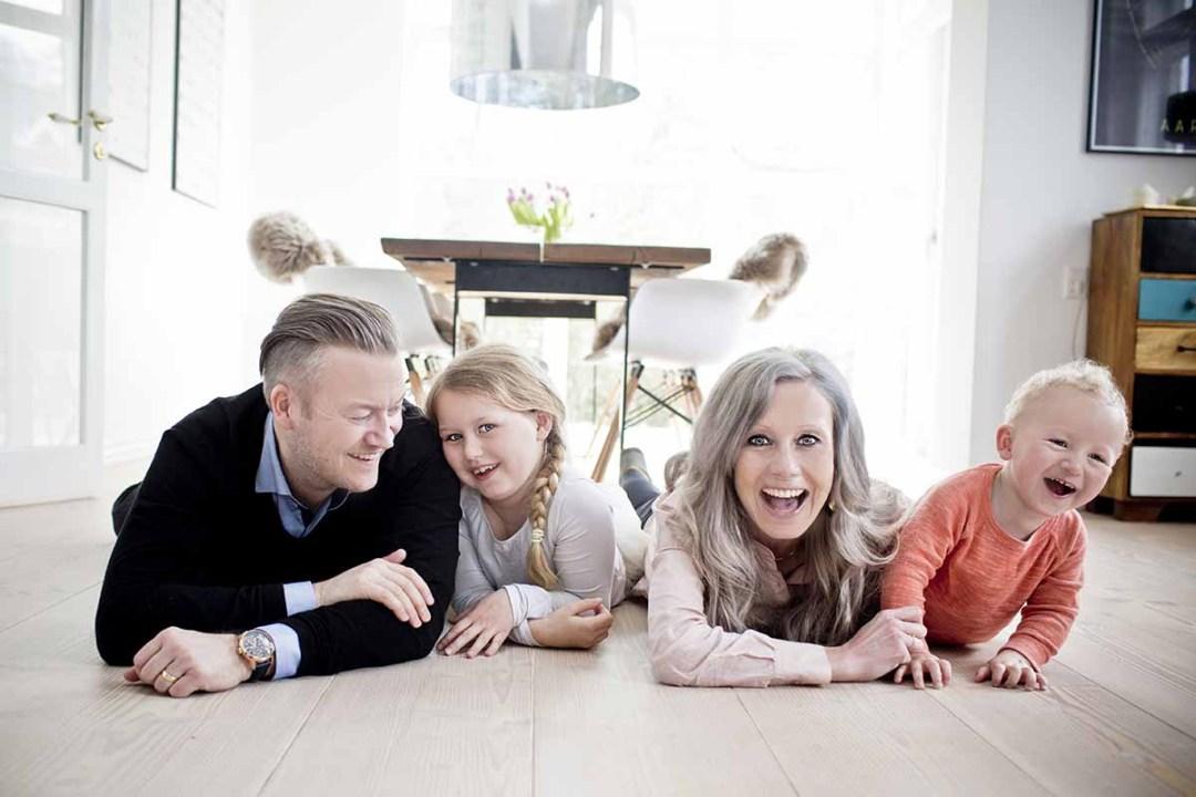 familie foto Fredericia
