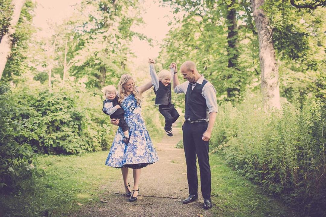 familiefoto og gruppefoto Fredericia