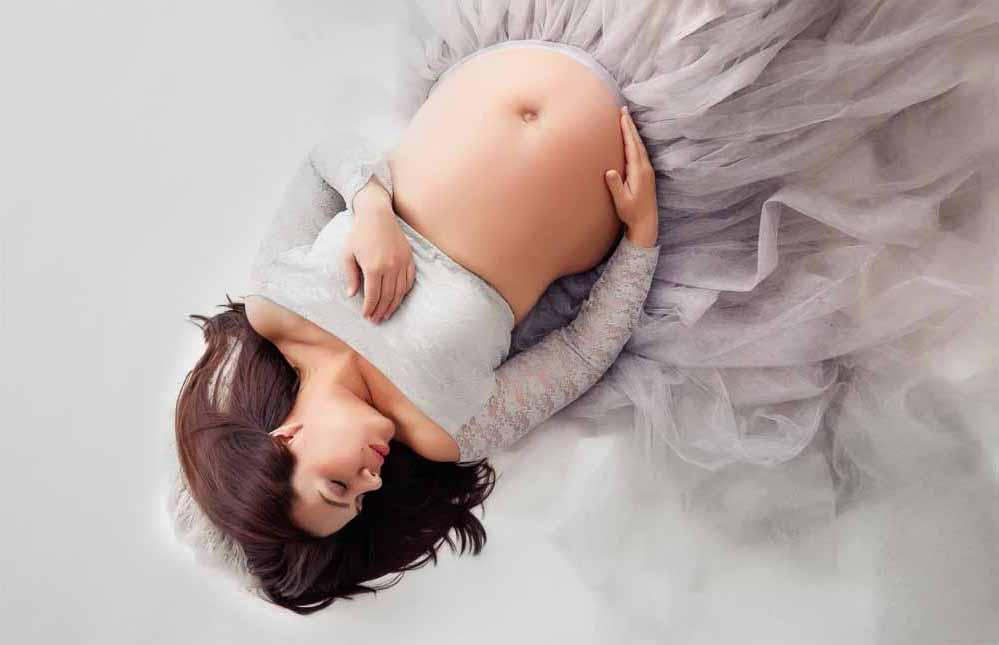 gravid foto i Fredericia