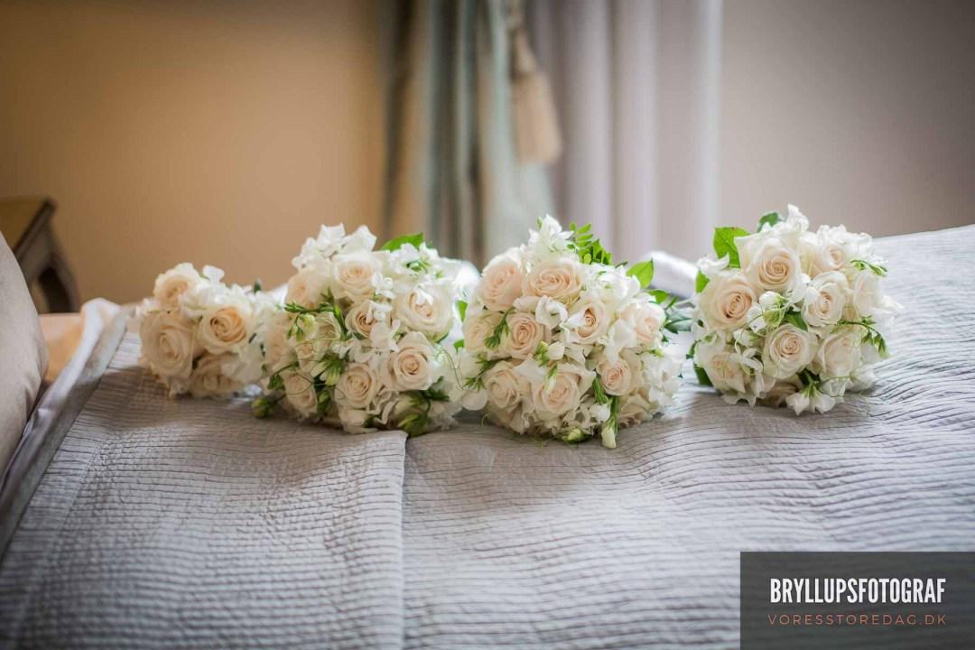 Prisvindende bryllupsfoto ved dygtig og uddannet fotograf