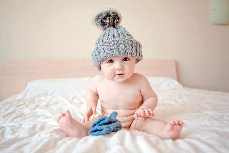 Fotograf Herning baby