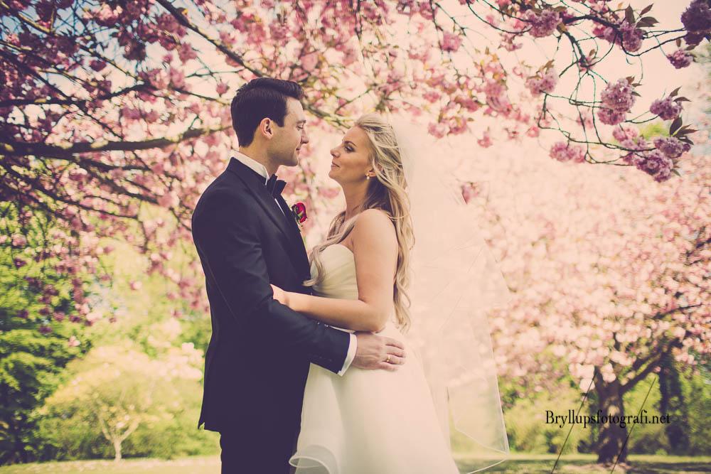 bryllups portrætter