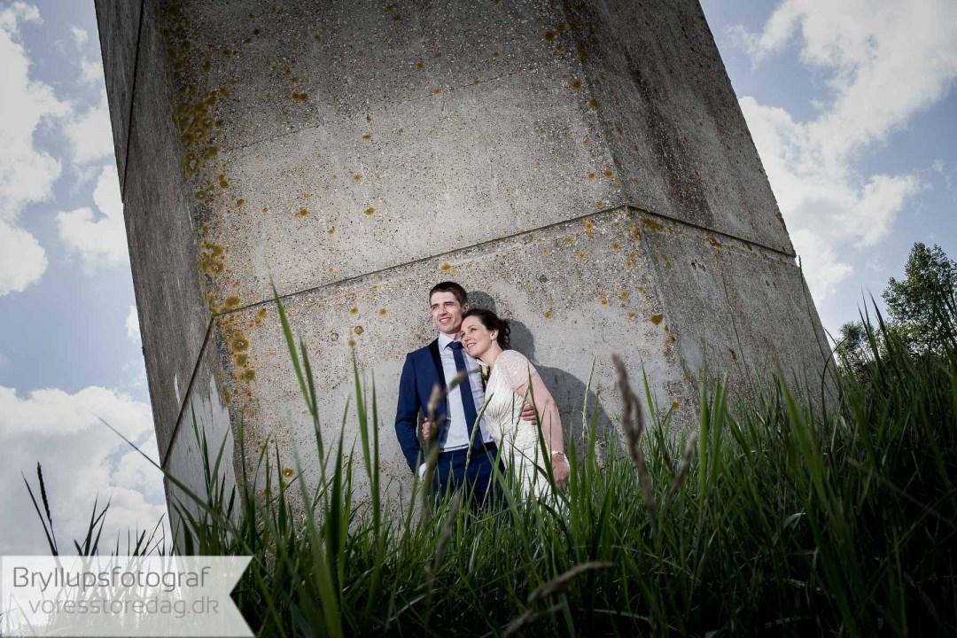 At blive gift er en af de største ting i livet, og derfor er det jo dejligt af få brylluppet forevigt