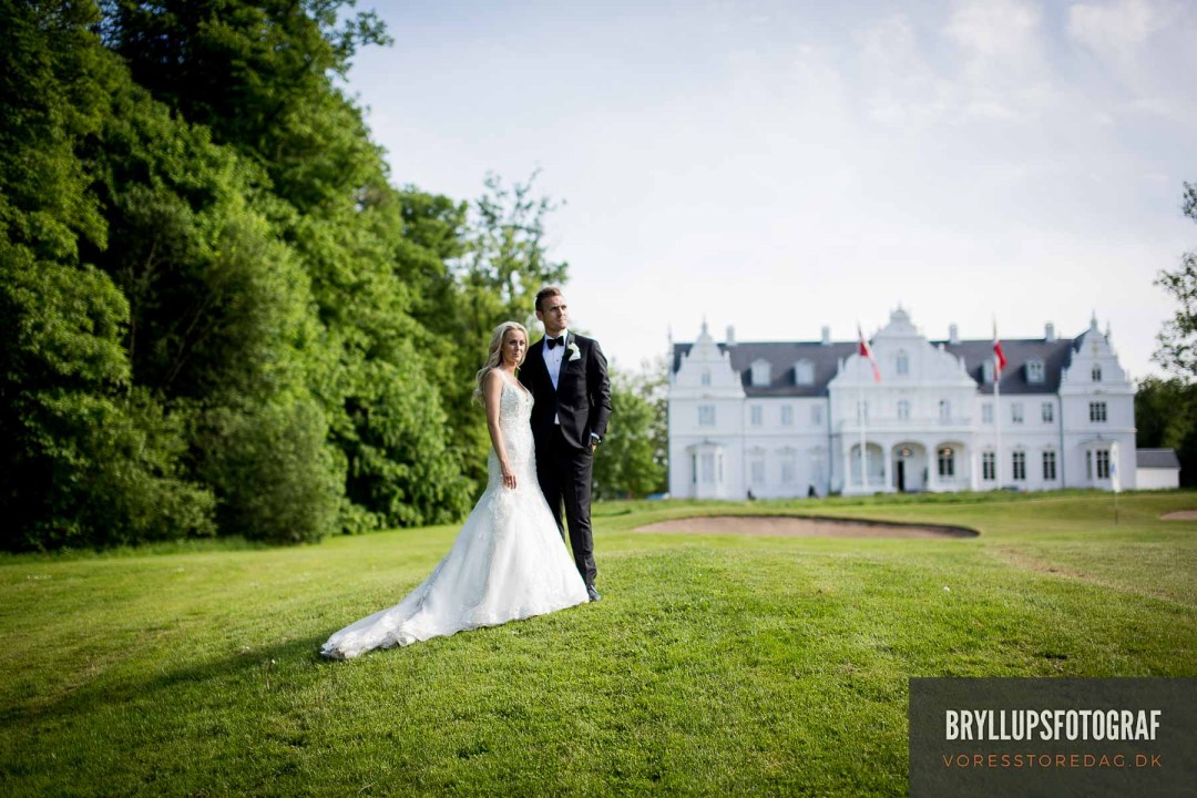 En fantastisk bryllupsfotograf Herning